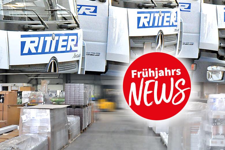 News zum Frühjahrsgeschäft