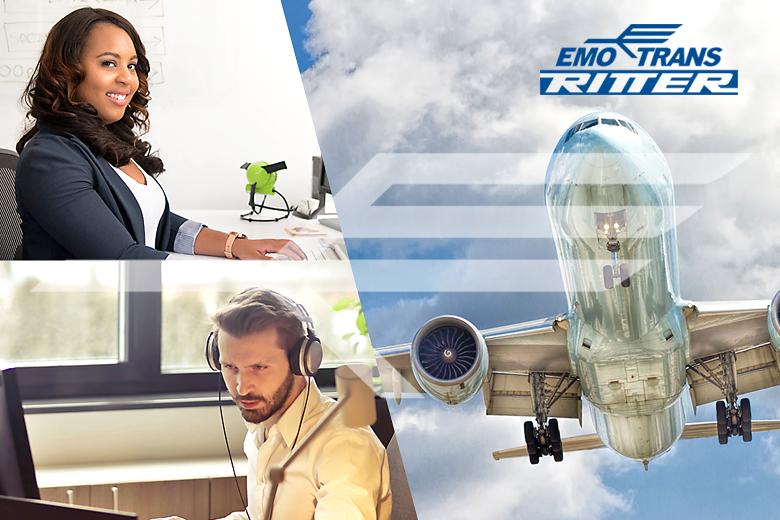 Speditionskaufmann/-frau (m/w/d) Luftfracht Export/Import gesucht!