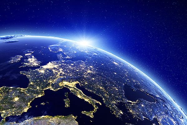 Europaweit vernetzt
